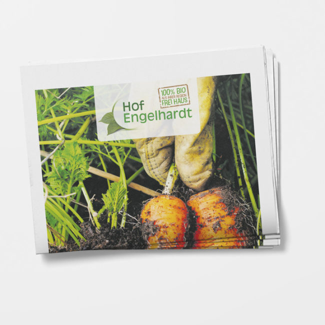 Hof Engelhardt Schwäbisch Hall - Festschrift PRINT DESIGN publikwerk