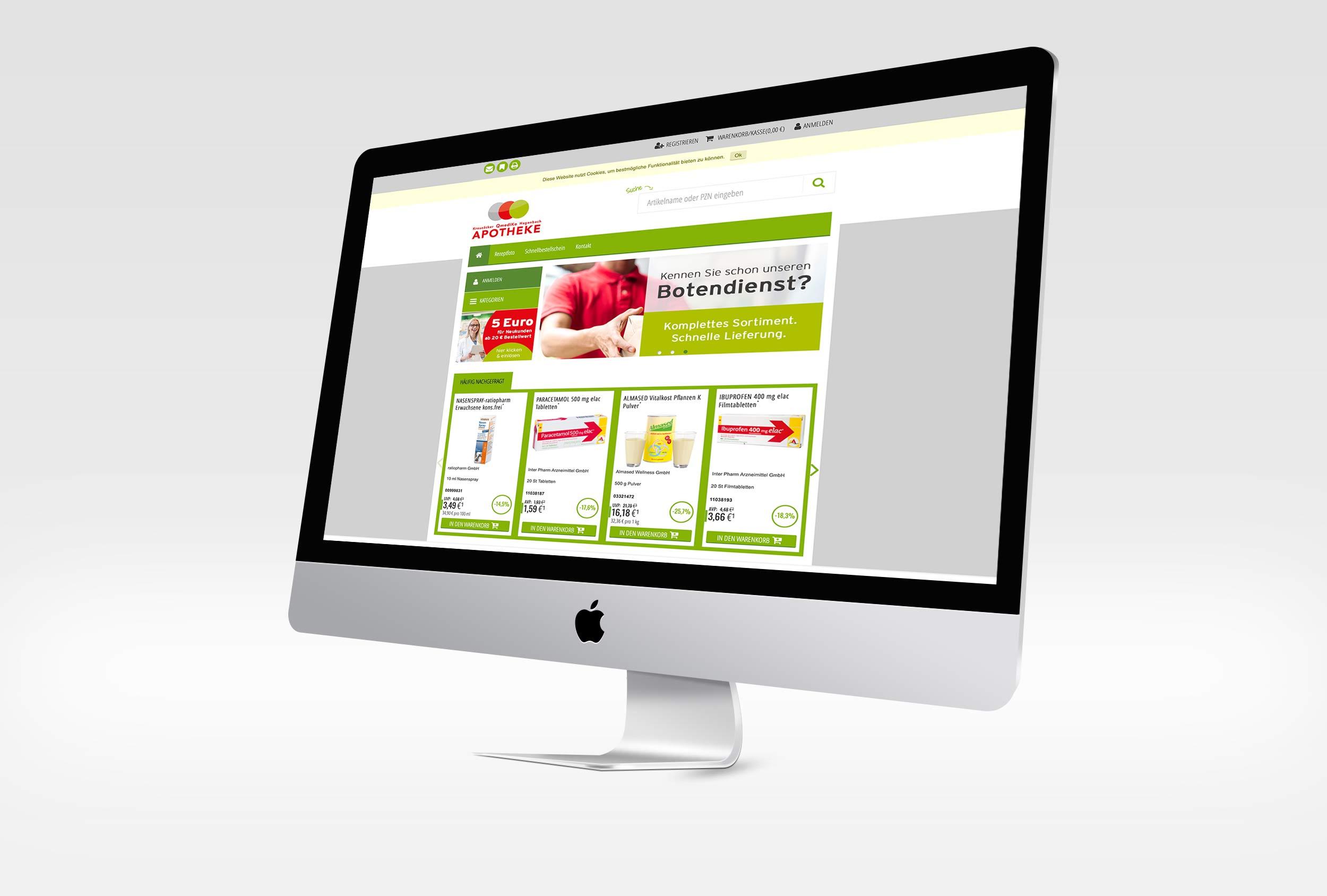 Webdesign, Websites, Internetseite publikWERK Agentur in Schwäbisch Hall